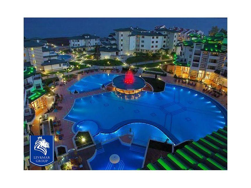 ID36 Квартира - студия в комплексе Emerald Beach Resort & Spa