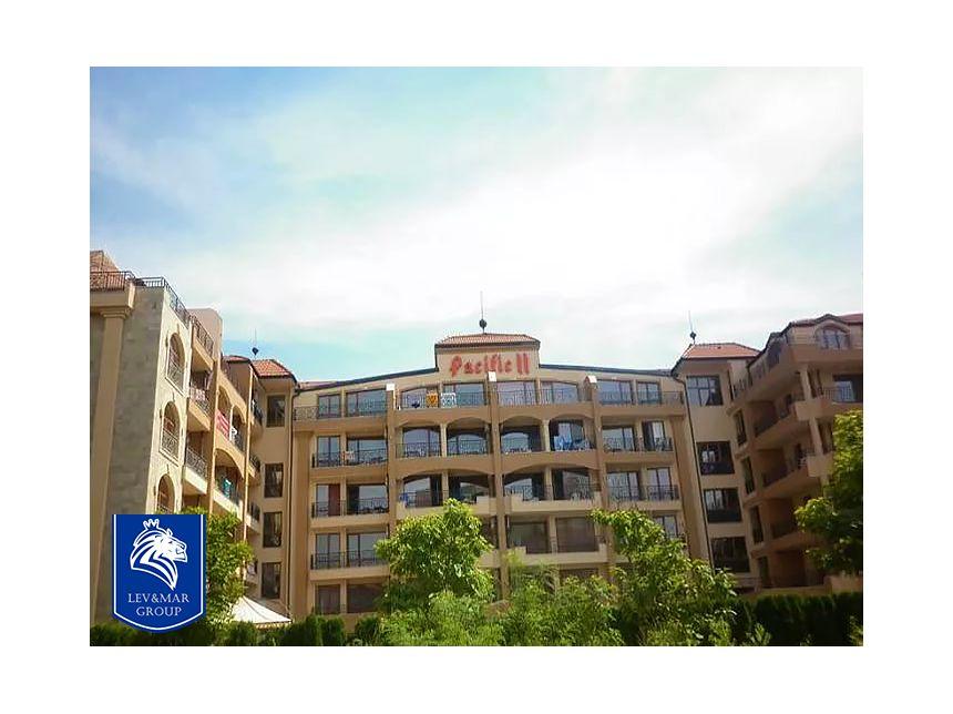 ID40 Двухкомнатная квартира в жилом комплексе PACIFIK 2