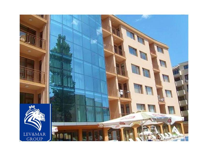 ID5 Двухкомнатная квартира в апарт - комплексе Sunny Sea Palace