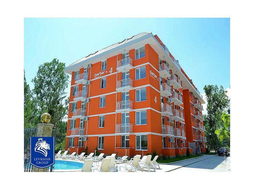 ID37 Двухкомнатная квартира в комплексе Gerber Residence 4
