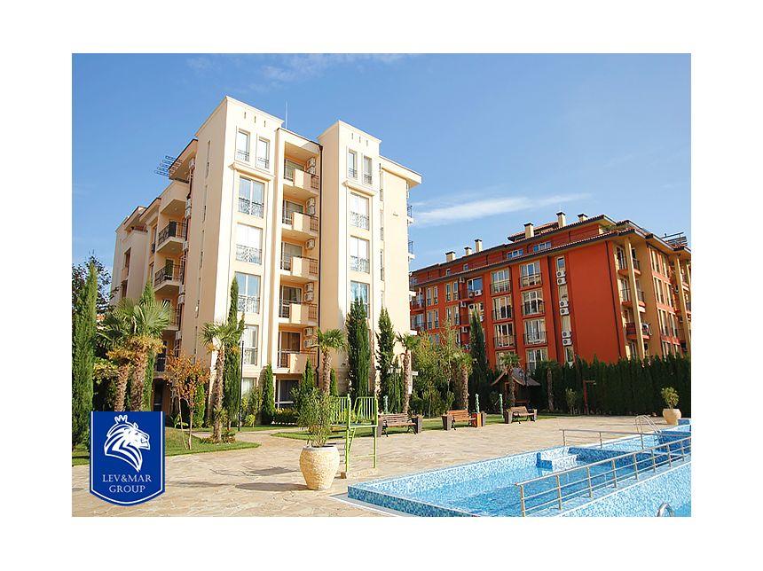 ID24 Двухкомнатная квартира в комплексе Солнце и Море