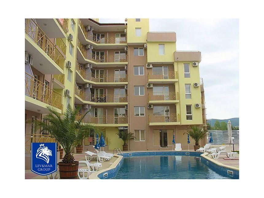 ID58 Двухуровневая трехкомнатная квартира в комплексе Diamond Sky
