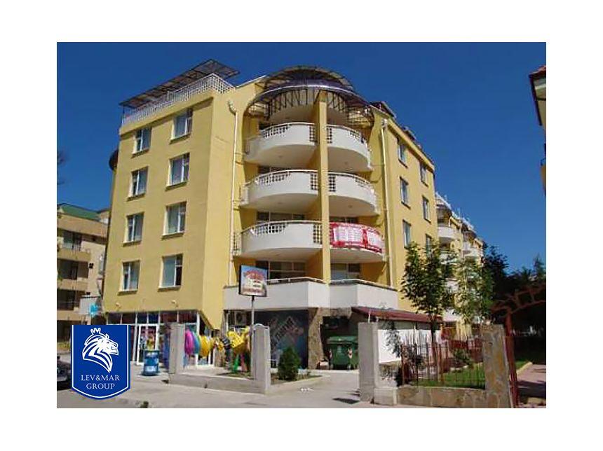 ID52 Двухкомнатная квартира в комплексе Barco del Sol