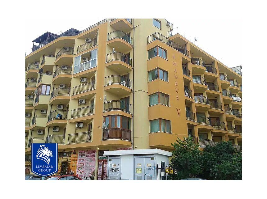 ID50 Двухкомнатная квартира в комплексе Amadeus 5
