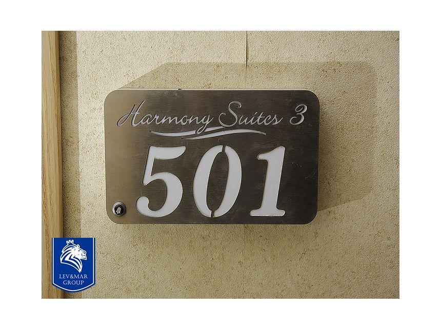 ID77 Трехкомнатная квартира в комплексе Harmony Suites 3