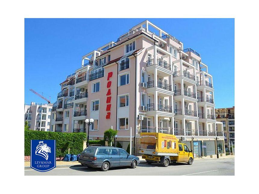 ID91 Двухкомнатная квартира в комплексе Rodina 1