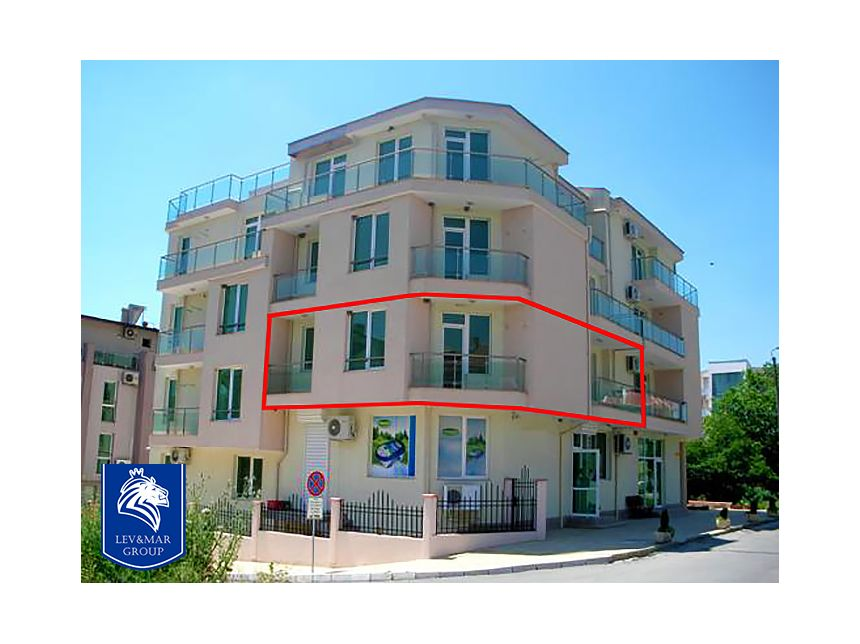 ID94 Двухкомнатная квартира в жилом доме