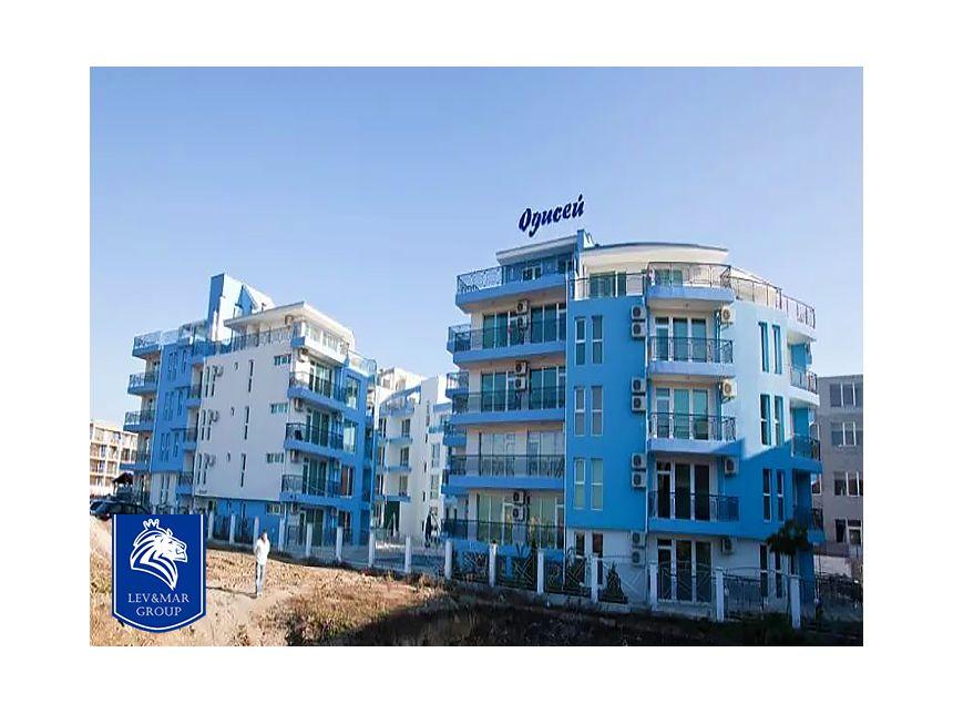 ID246 Двухкомнатная квартира в комплексе Odyssey