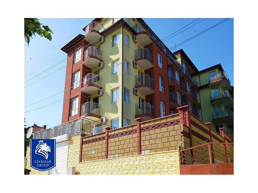 ID302 Квартира - студия в комплексе Аквамарин