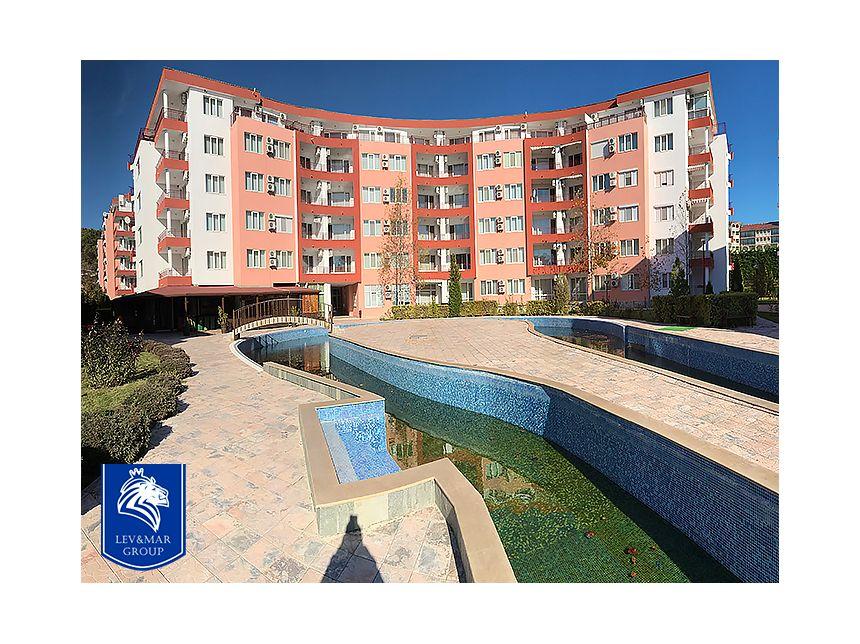 ID282 Двухкомнатная квартира в комплексе Привиледж Форт Бич