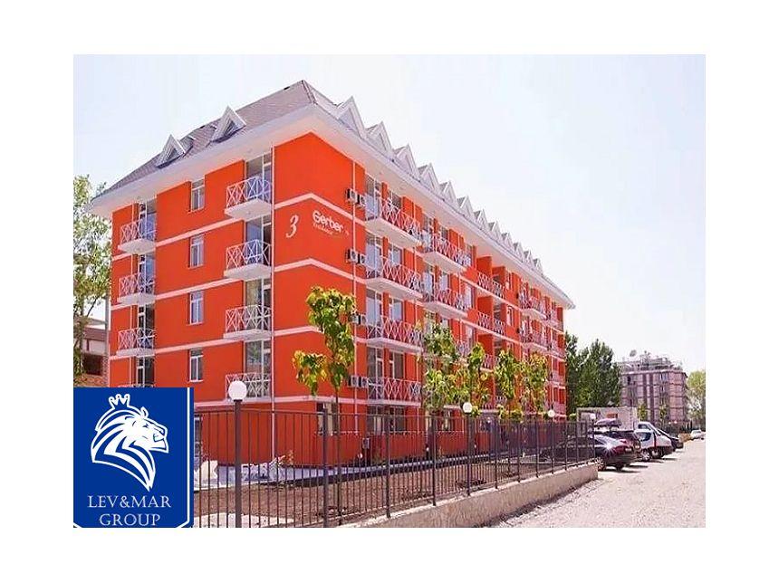 ID338 Двухкомнатная квартира в комплексе Гербер 3