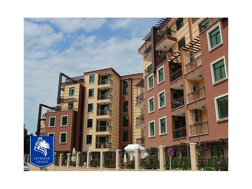 ID350 Двухкомнатная квартира в комплексе Шоколад