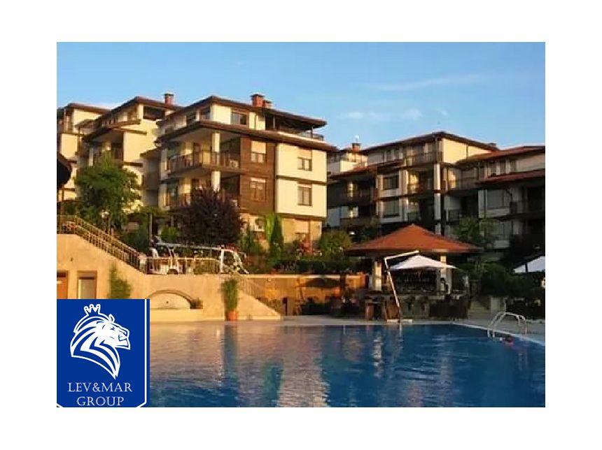 ID349 Двухкомнатная квартира в комплексе Санта Марина