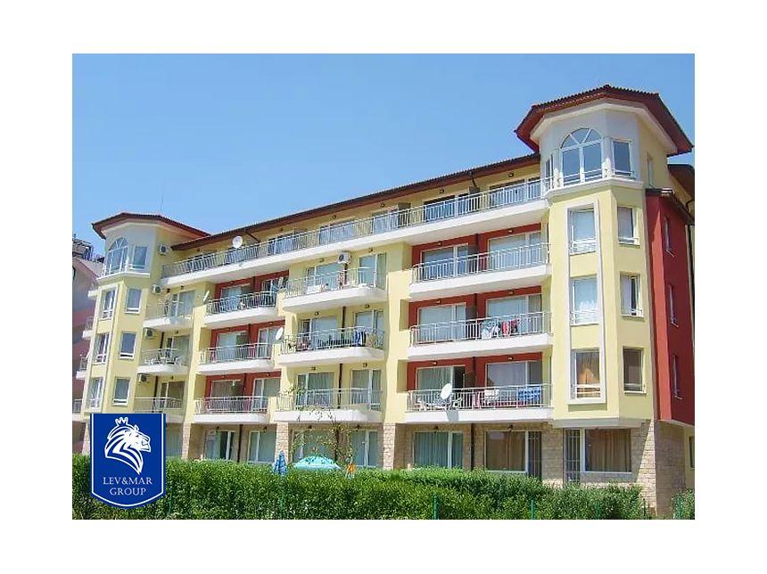 ID343 Двухкомнатная квартира в комплексе Санни Гарденс