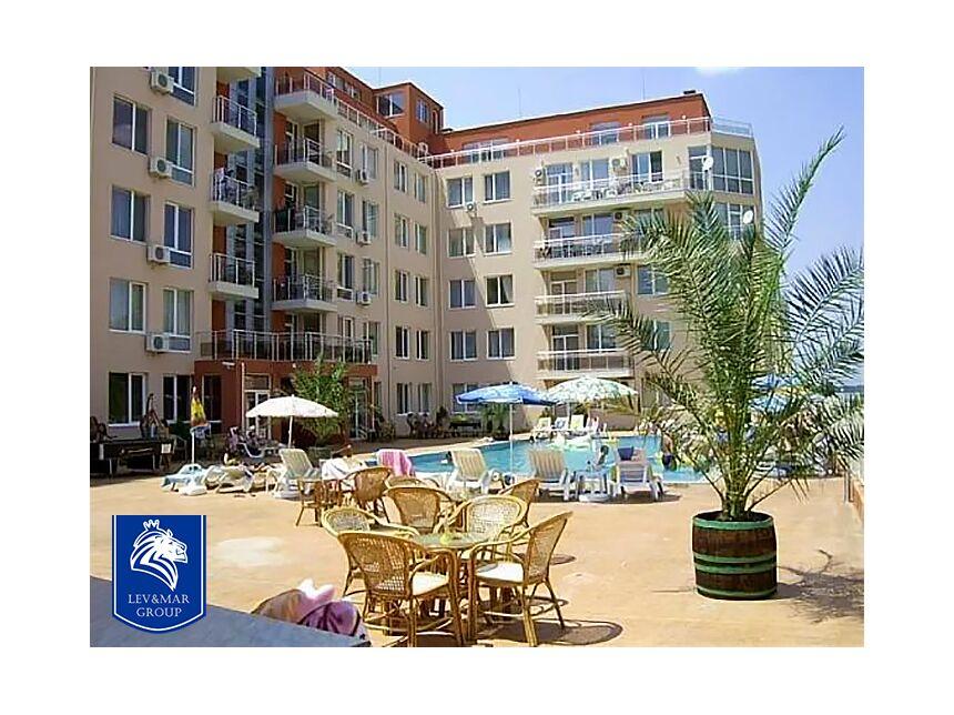 """ID353 Апартамент с одной спальней в комплексе """" Балкан Бриз 2 """""""