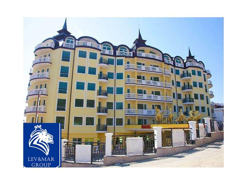 ID348 Двухкомнатная квартира в комплексе Таляна Бич
