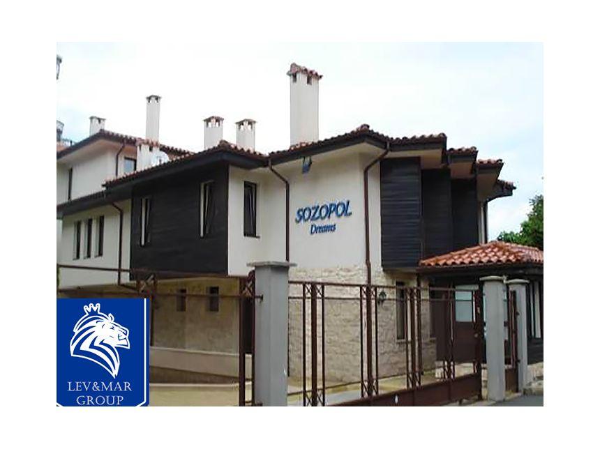 ID332 Квартира - студия в комплексе Созополь Дримс