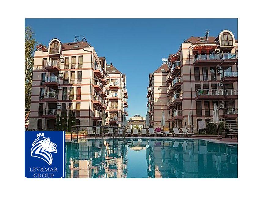 ID380 Двухкомнатная квартира в комплексе Тарсис 2