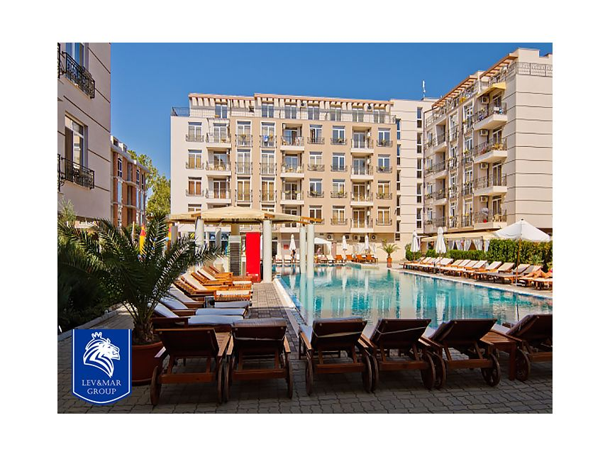 ID386 Апартамент в комплексе Dawn Park