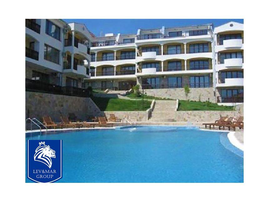 ID120 Апартамент с 2 спальнями в комплексе Сан Коаст Резорт