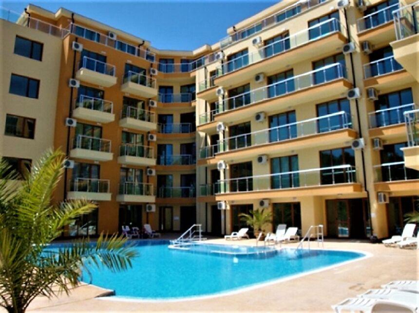 ID248 Двухкомнатная квартира в комплексе Амадеус 11