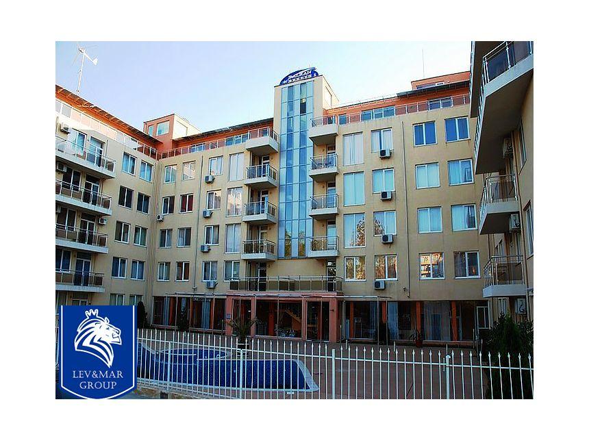 ID184 Недорогая двухкомнатная квартира в комплексе Балкан Бриз 1