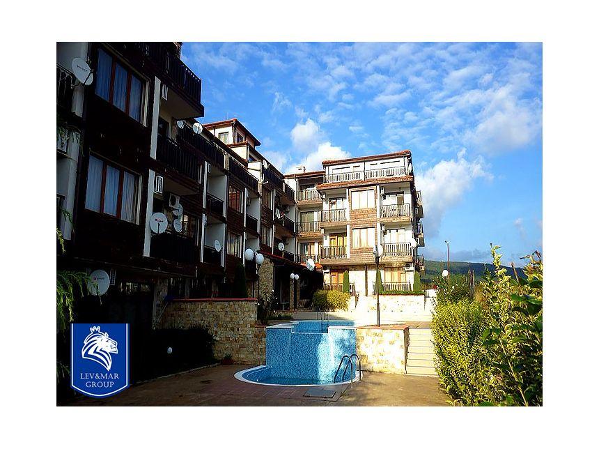 ID413 Трехкомнатная квартира в комплексе Санни Хаус