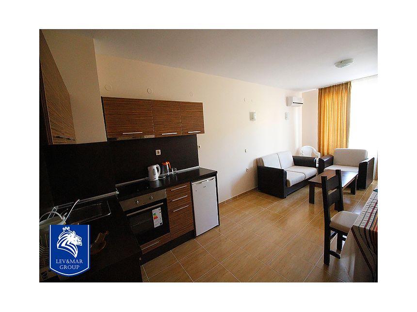 ID417 Двухкомнатная квартира в комплексе Скай Дримс