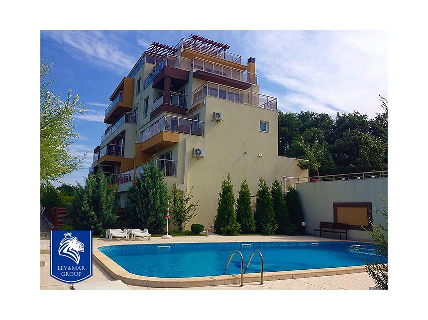 ID427 Двухкомнатная квартира в комплексе Милана 2