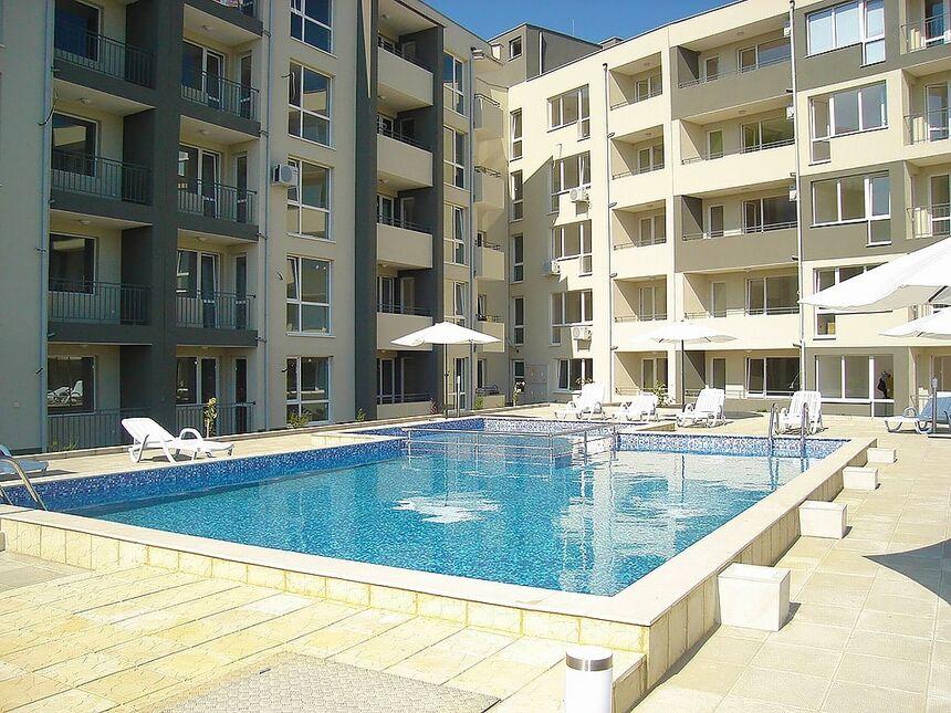 ID725 Апартаменты в комплексе Баттерфляй