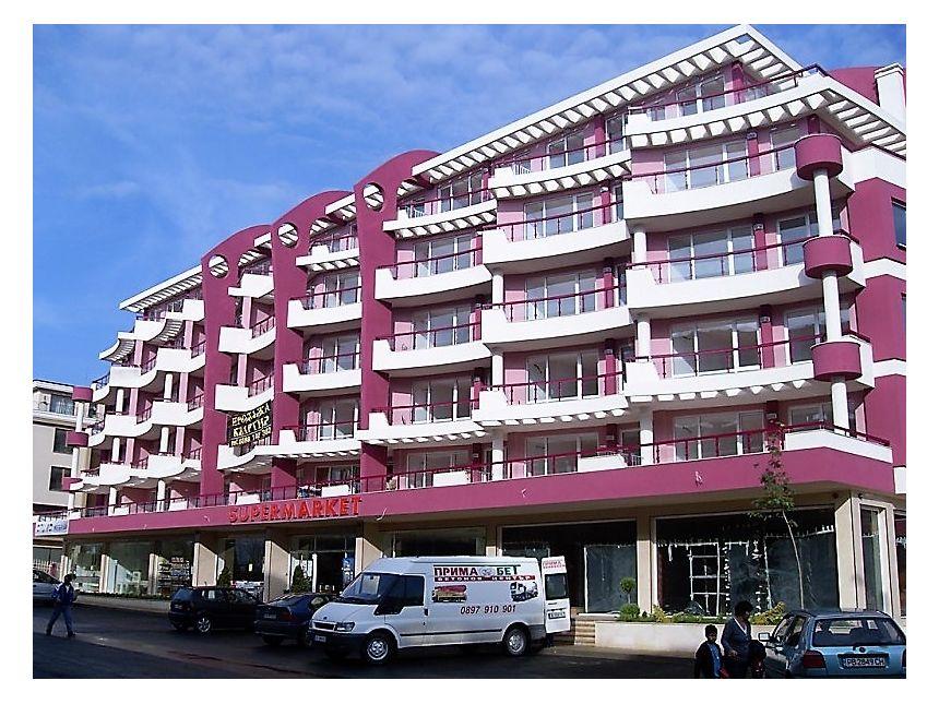ID636 Апартамент с одной спальней в Кабана Бич Клуб
