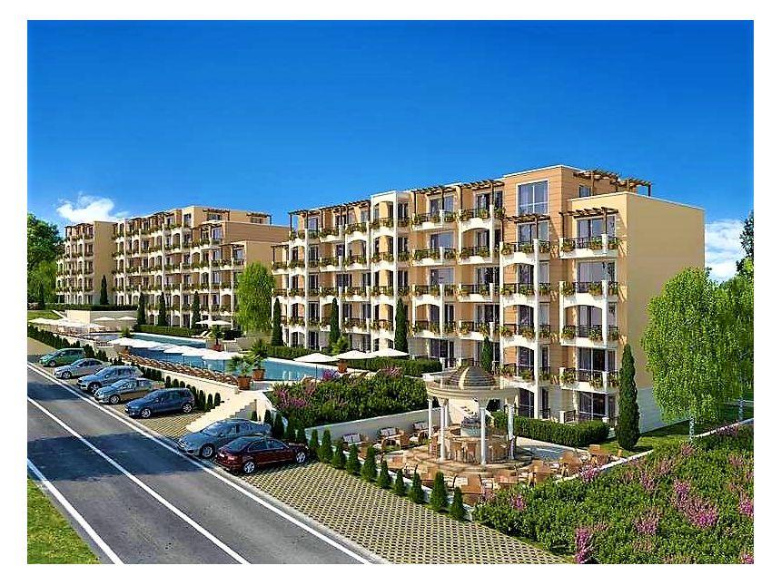 ID661 Апартаменты в комплексах Бяла Сан Резиденс 8,9