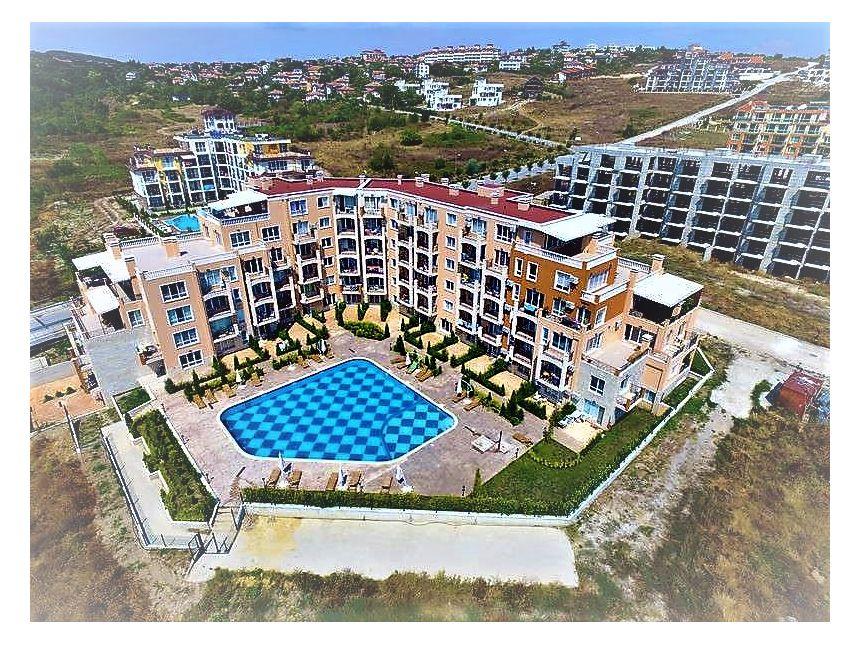 ID660 Апартаменты в комплексе Бяла Сан Резиденс 7