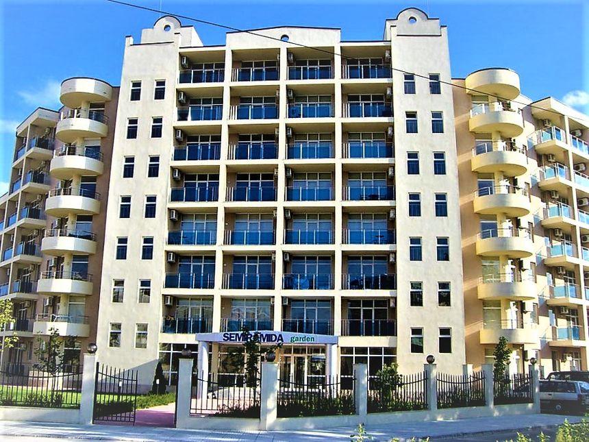 ID648 Апартамент в комплексе Семирамида Гарден