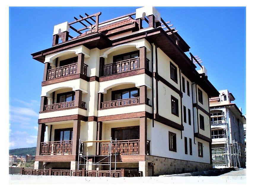 ID695 Недорогая двухкомнатная квартира в комплексе Вилидж Хаус