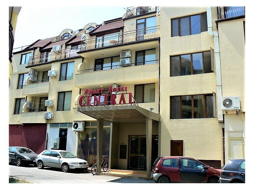 ID755 Апартамент с одной спальней в Апарт Отеле Централ