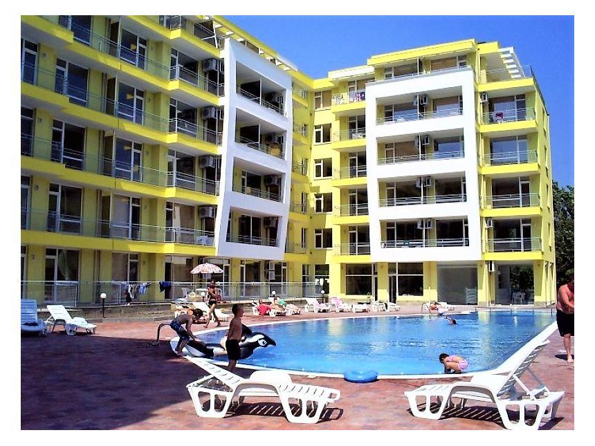 ID742 Двухкомнатная квартира в комплексе Сансет Бич 2