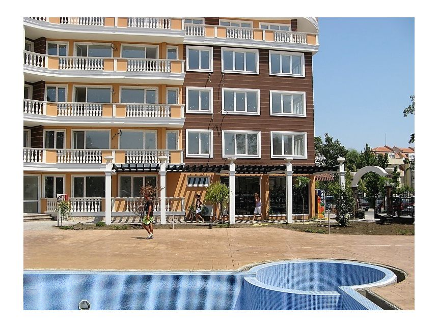 ID770 Апартаменты в комплексе Вилла Ариа