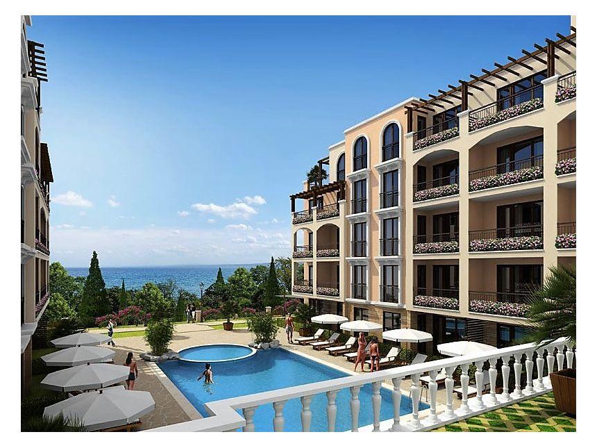 ID910 Апартаменты в комплексе Вилла Панорама