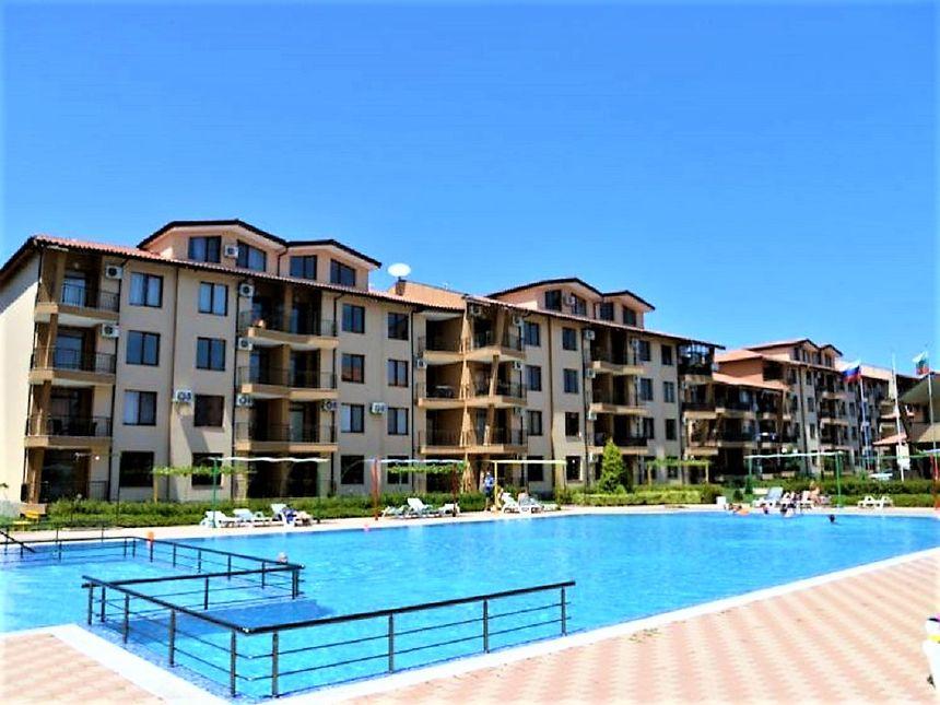 ID1005 Апартаменты в комплексе Нестинарка