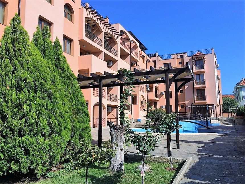 ID257 Двухкомнатная квартира в комплексе Blue Water