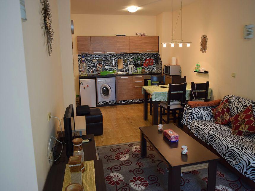 ID435 Двухкомнатная квартира в комплексе Мэджик Дримс