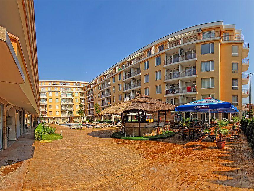 ID1496 Трехкомнатная квартира в комплексе Санни Дэй 2