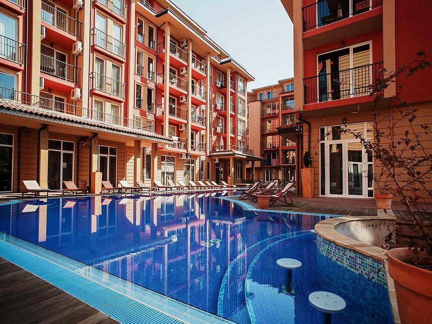 ID280 Двухкомнатная квартира в комплексе Sunny View Central