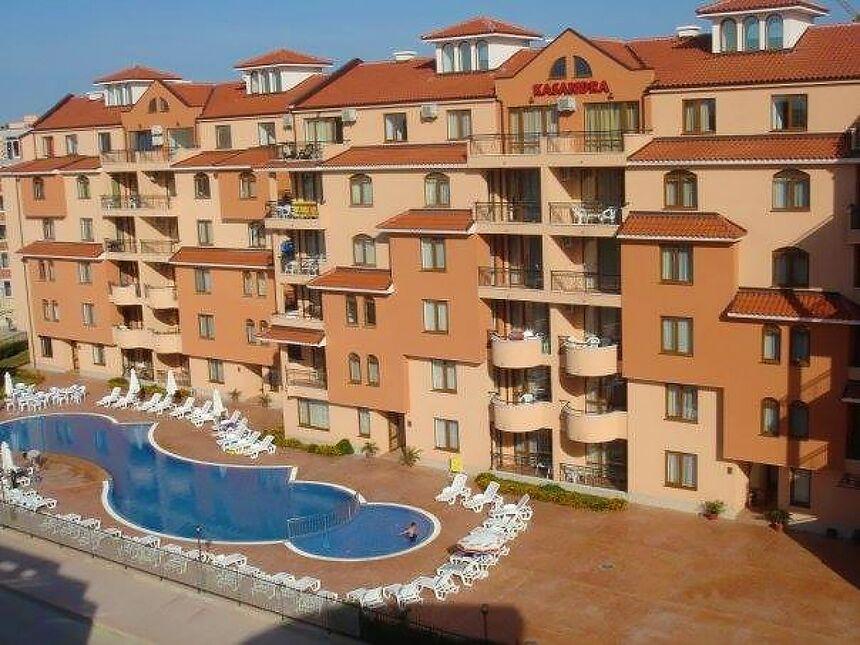ID443 Двухкомнатная квартира в комплексе Кассандра