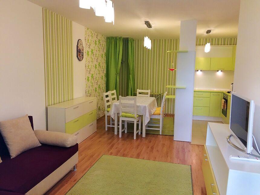 ID484 Двухкомнатная квартира в комплексе Сиана 3