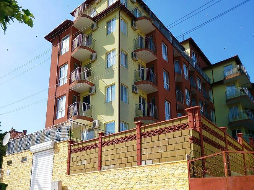 ID305 Квартира - студия в комплексе Аквамарин