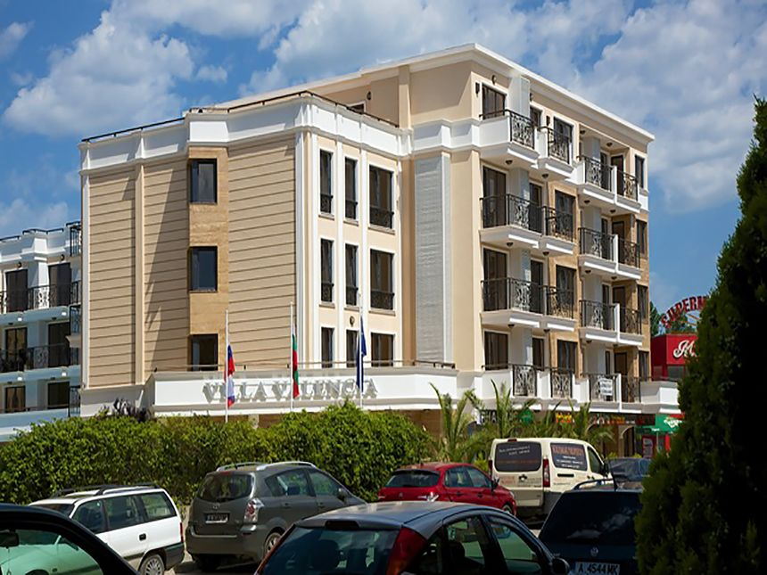ID687 Апартаменты в комплексе Вилла Валенсия