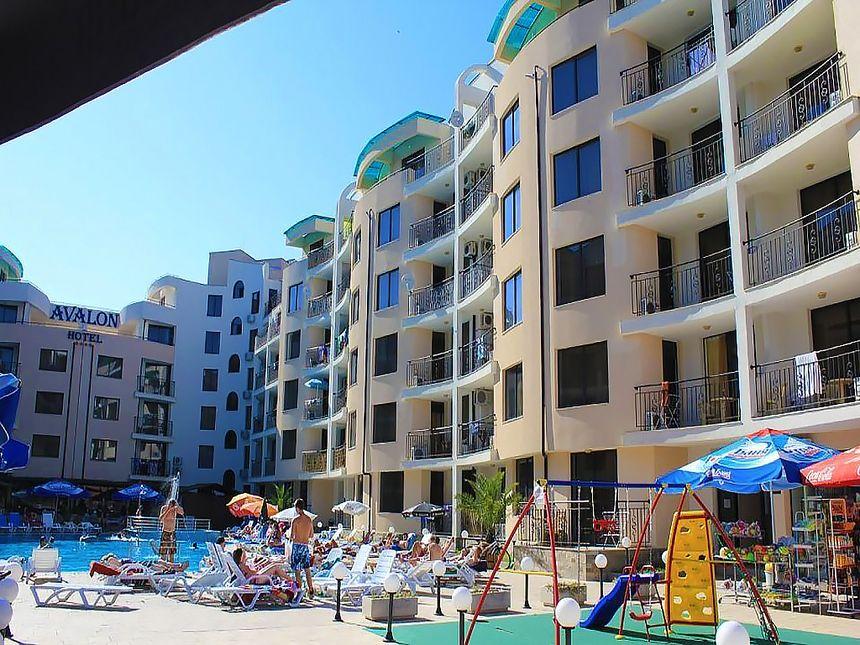 ID1600 Двухкомнатная квартира в комплексе Авалон