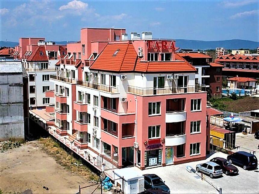 ID998 Двухкомнатная квартира в комплексе Тара